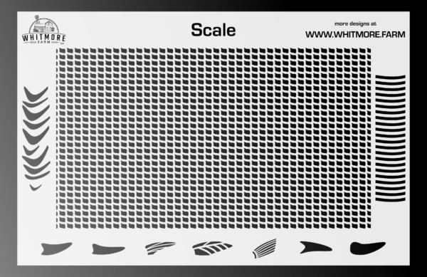 Scale Mesh Stencil