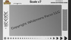 Scale v7 Mesh Stencil
